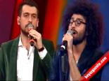 O Ses Türkiye Yarı Final - Abdullah Civliz ve Rıza Sarıtaş Düellosu İzle (15 Ocak 2014)