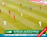 Eskişehirspor Akhisar Belediyespor: 0-2 Maç Özeti
