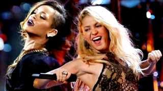 Can't Remember To Forget You - Shakira Ft. Rihanna (2014)