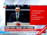 Başbakan Erdoğan: Yolsuzluğa Karışan Evladım Olsa Reddederim