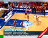 Galatasaray Lokomotiv Kuban: 62-63 Basketbol Maç Özeti  online video izle
