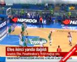 Panathinaikos - Anadolu Efes: 78-64 Basketbol Maç Özeti  online video izle