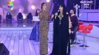Bülent Ersoy Show : Bülent Ersoy ve Tuğba Ekinci Düeti - Detone Polemiği