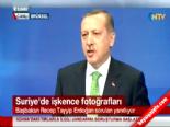 Başbakan Erdoğan Brükselde Soruları Yanıtladı