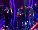 O Ses Türkiye Final - Gökhan Takım Arkadaşlarıyla Düet Yaptı 'Fesupanallah'