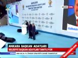 AK Partinin Ankara İlçe Belediye Başkan Adayları Belli Oldu