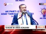 Başbakan Erdoğan: Elinizde Ne Varsa Açıklayın