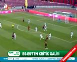 Eskişehirspor Bursaspor: 1-0 Maçın Özeti