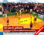 Galatasaray Liv Hospital - Olin Edirne: 98-77 Basketbol Maç Özeti