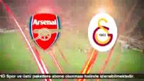 Galatasaray Arsenal Maçı D-Smart 77. Kanalda Smart Spor HD'den Canlı Yayın Olacak (GS-Arsenal) İzle - 1 Ekim 2014