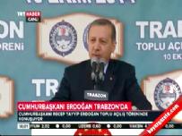 Cumhurbaşkanı Erdoğan: O hainler öldürüldü