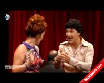 Arkadaşım Hoşgeldin - Tolga Çevik ile Ezgi Mola'nın Dans Performansı Yönetmen'i Güldürdü