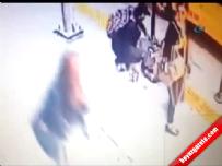 """Moda editörünün """"Tinerci Saldırdı"""" dediği olayın görüntüleri ortaya çıktı"""