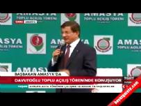 Başbakan Davutoğlu Amasya' da 1