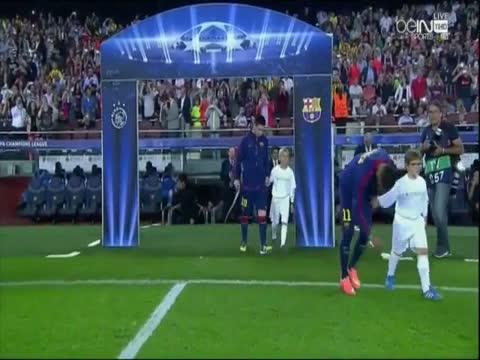 barcelona - Barcelona 3-1 Ajax (Group F) Maç Özeti ve Golleri