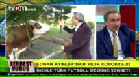 Adnan Aybaba inekle Türk futbolunu konuştu