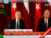 Erdoğan'dan ABD'ye tepki