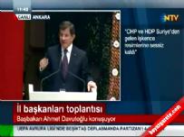 Ahmet Davutoğlu: Kılıçdaroğlu, Kobani Alaska'da da diyebilirdi