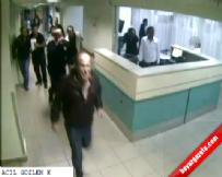 Hastanedeki silahlı kavga güvenlik kamerasına yansıdı - ADANA