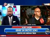 Beşiktaşlı Yöneticiden Bülent Korkmaz'a çok sert sözler