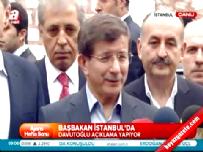 Başbakan Ahmet Davutoğlu'nun bayram mesajı
