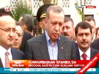 Cumhurbaşkanı Recep Tayyip Erdoğan' ın bayram mesajı