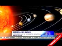 Nasa'nın kaydettiği gezegenlerin gizemli sesleri