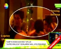 Çağatay Ulusoy ile Serenay Sarıkaya Aynı Mekanda Görüntülendi!