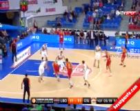 Laboral Kutxa Vitoria Galatasaray Liv Hospital: 91-90 Basketbol Maç Özeti (31 Ekim 2014)