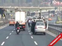 E-5 Karayolu'nda Atatürk'e Sayı Duruşu