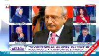 Birlikte Bakalım Nagehan Alçı: Kılıçdaroğlu Ak Parti tabanına Allahsız demek istedi
