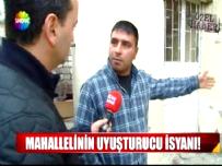 Ankara Altındağ Gültepe Mahallesi'nde Eroin, Kokain, Bonzai İsyanı!