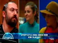 Ütopya'dan İlk Kim Elendi? İnci Melek Bozkaya Mı, Murat Rışvan Mı, Özlem Sezgin Mi? (14 Kasım 2014)