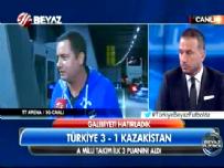 Acun Ilıcalı Türkiye Kazakistan Maçını ve Volkan Demirel'e Yapılan Protestoyu Beyaz Futbol'a Değerlendirdi