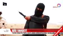 IŞiD katliamın klibini çekti