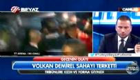 Fenerbahçe'nin Korumaları Milli Maç Sonrası Gazetecilere Saldırdı!