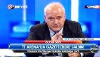 Ahmet Çakar'dan Aziz Yıldırım'a: Sen Kimsin lan!