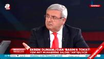 Mehmet Metiner: Haddini bil Ekrem Dumanlı