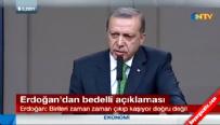 Erdoğan: Birileri bu işi kaşıyor