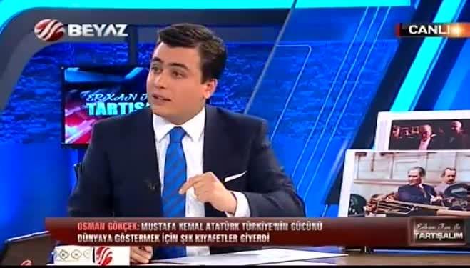 Osman Gökçek: Cumhurbaşkanlığı Sarayı üzerinden Türkiye'yi hedef alıyorlar!