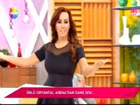 Her Şey Dahil / Dansöz Asena'dan Oryantal Dans Şov! (21 Kasım 2014)