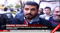 Paralel Gazeteci Mehmet Baransu Gözaltına Alındı! (22 Kasım 2014)