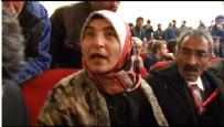 CHP Lideri Kemal Kılıçdaroğlu'na Erzurum'da protesto / Hanife Değirmenci: Tokun açtan Ne haberi var!