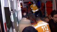 İstanbul Zeytinburnu E-5 Karayolunda Trafik Kazası / Yaralılar Var!
