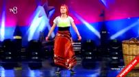 Karadenizli Yarışmacı Emine Yazıcı'dan Çılgın Dans Performansı / Yetenek Sizsiniz Türkiye