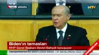 MHP Lideri Devlet Bahçeli'nin Joe Biden Gafı Güldürdü