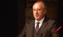 Muharrem İnce: Dersimli'yi Genel Başkan Yapmışız Bundan Büyük Özür Mü Var