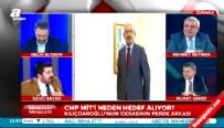 Savcı Sayan'dan Kılıçdaroğlu'na üçüncü göz eleştirisi