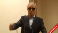 Mehmet Ali Ağca'nın Grand Cevahir Hotel'deki basın toplantısı