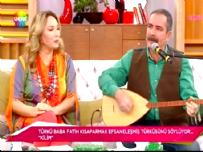 Her Şey Dahil / Fatih Kısaparmak'tan Canlı Performans 'Kilim' Dinle